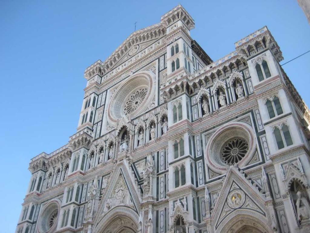 Duomo de Santa María del Fiore de Florencia, la catedral de Florencia. ©Iñigo Pedrueza.
