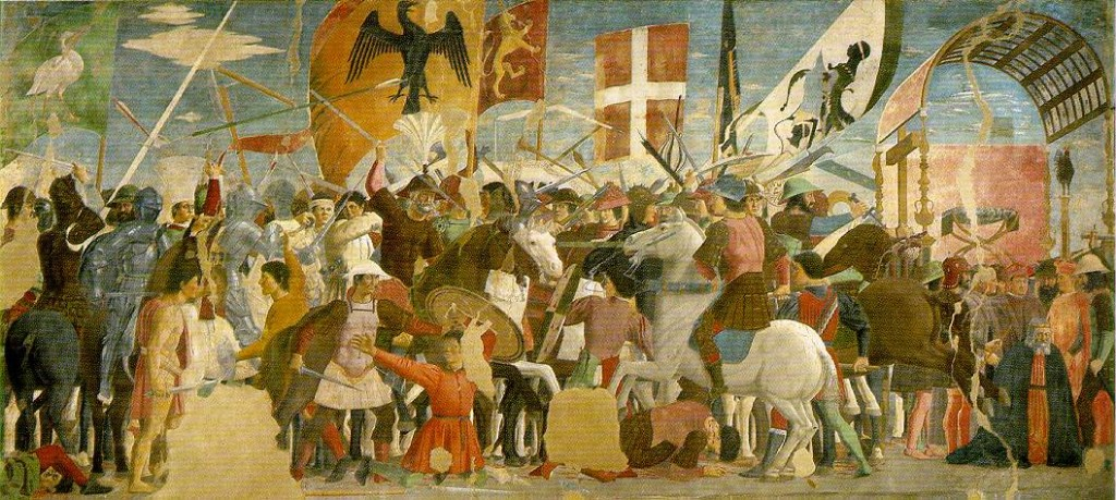 Frecos de San Francesco