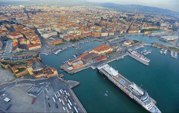 Puerto de Livorno