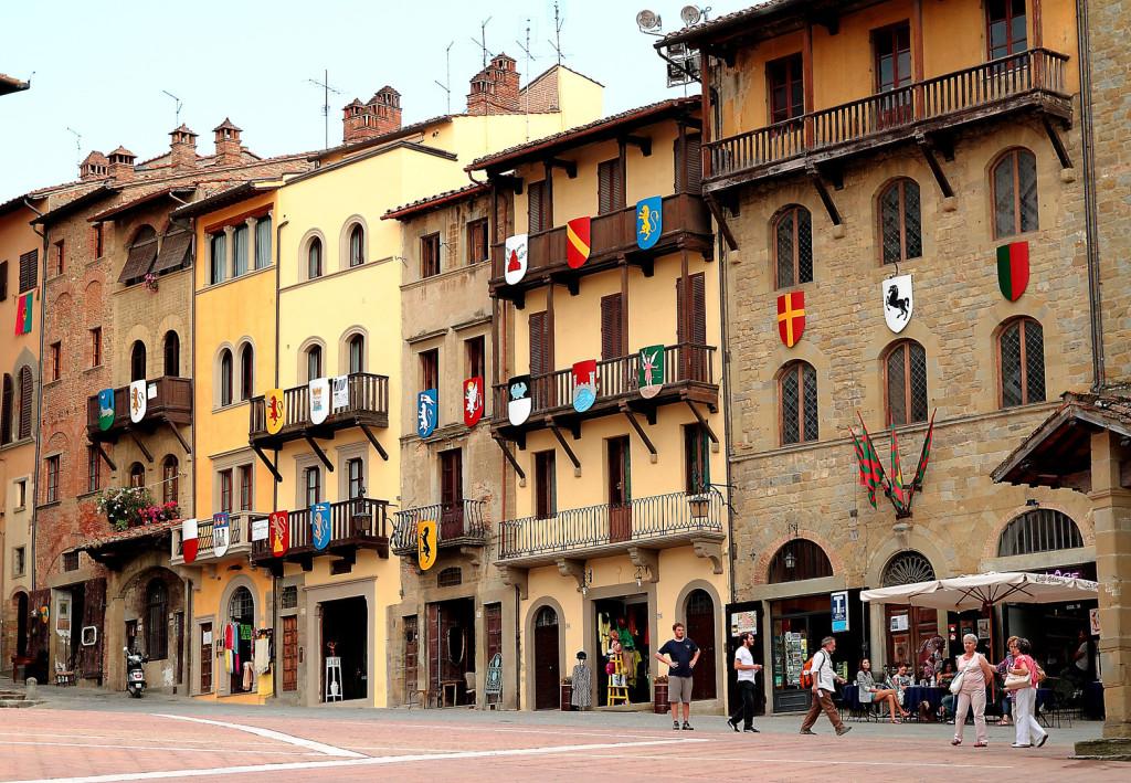 Piazza Grande. Foto de Rotellini Luciano