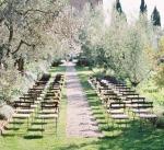 Bodas, cumpleaños y fiestas en Toscana