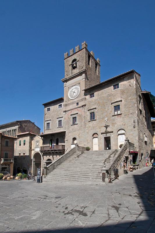 Palazzo Comunale de Cortona
