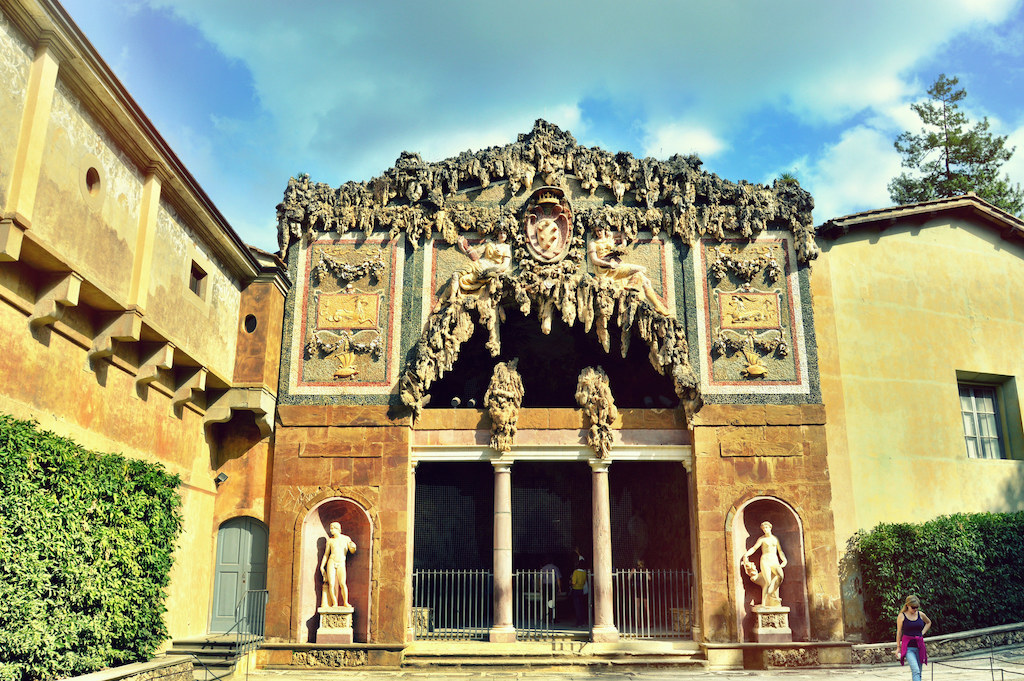 Jardines boboli entradas y horarios palazzo pitti - Entradas de jardines ...