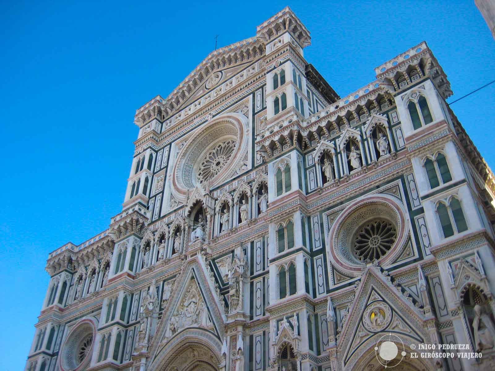 Il Duomo de Florencia, la catedral de Santa María dei Fiore. ©Iñigo Pedrueza.
