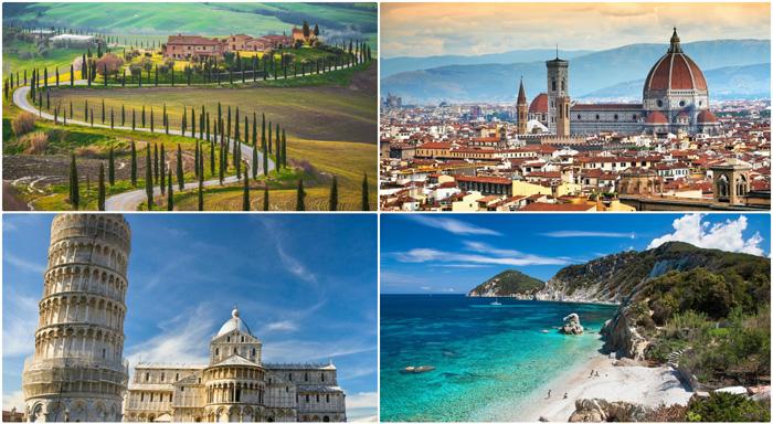Excursiones por la Toscana