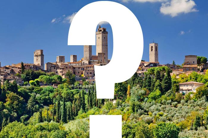 Informaciones prácticas Toscana