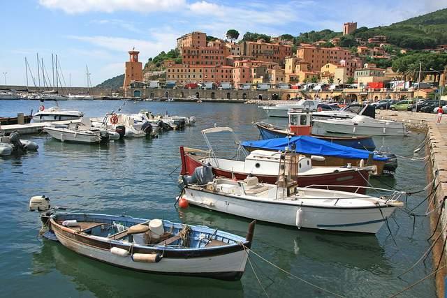 foto de Ferries a Toscana Guía de Toscana