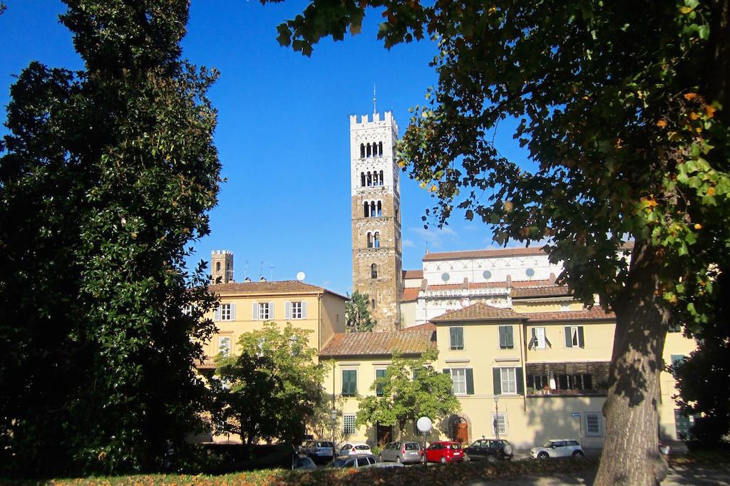 Lucca, una de las más bellas ciudades de Toscana. © María Calvo.