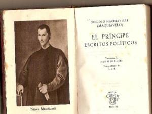 Nicolas Maquiavelo, una de las mentes más claras e importantes que ha dado Florencia.