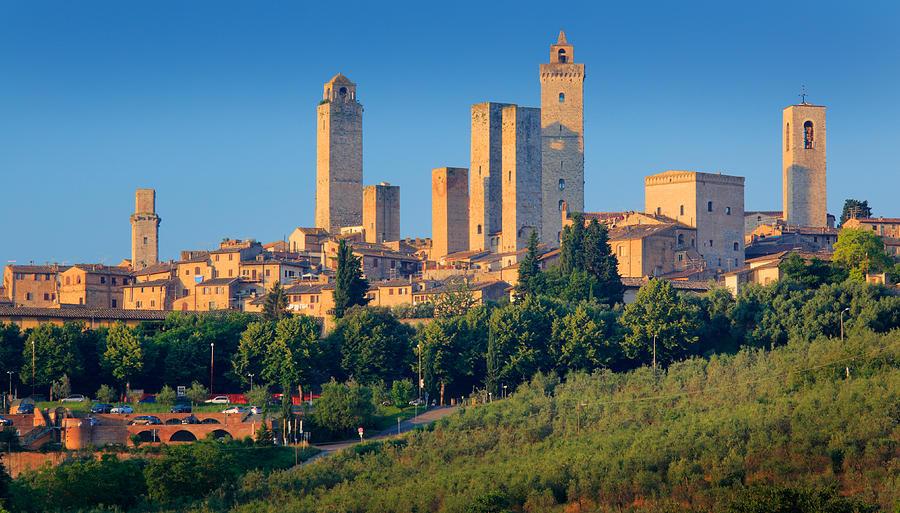 San Gimignano, Patrimonio de la Humanidad
