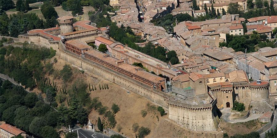 Castillo de Volterra