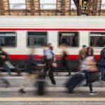 Trenes en Toscana