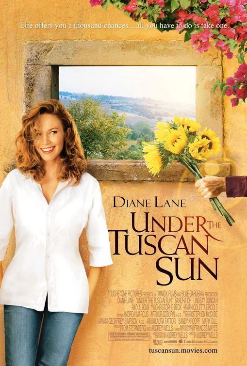 Cortona, escenarios de la película Bajo el Sol de Toscana