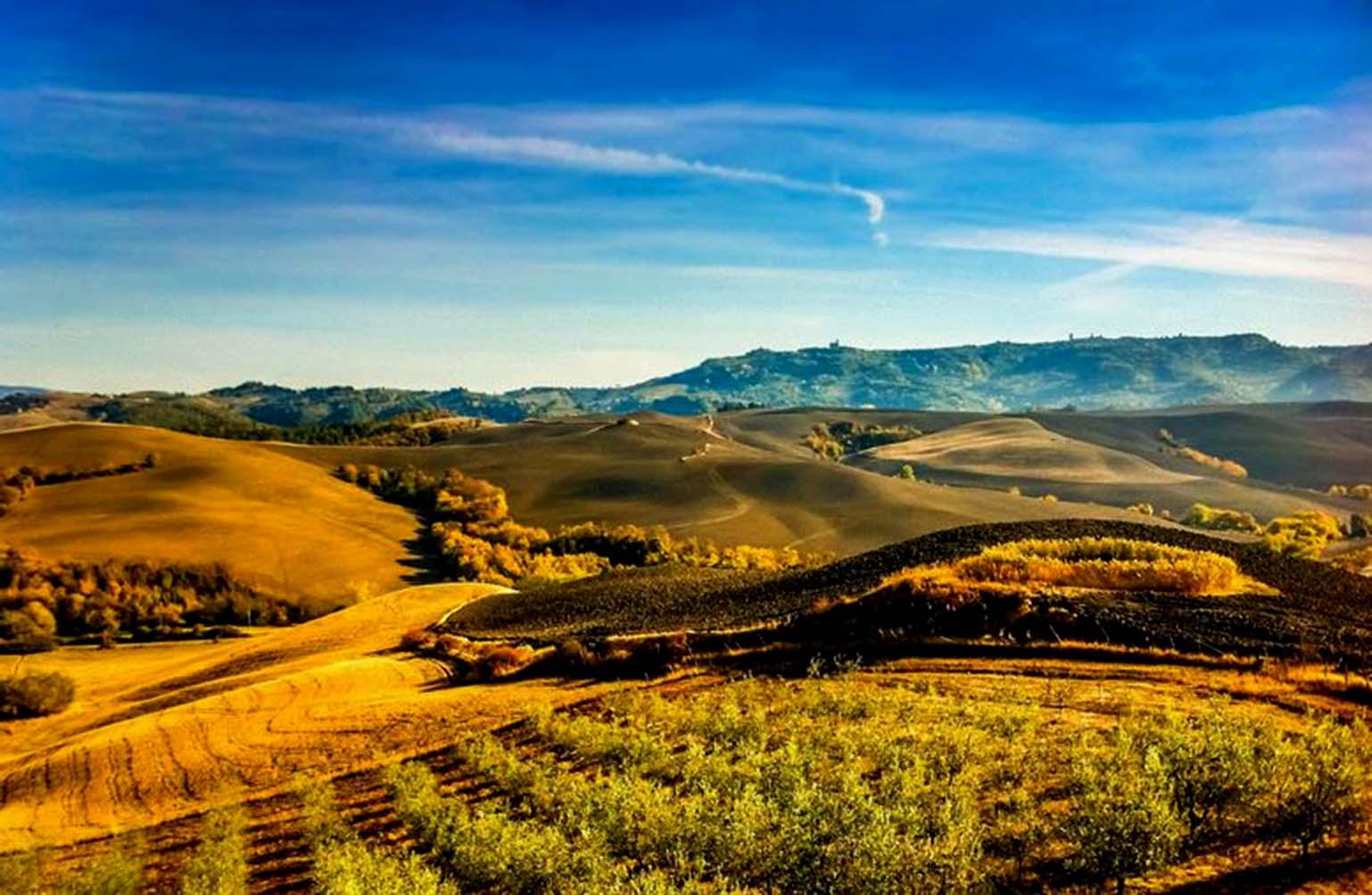 Campiñas Toscanas